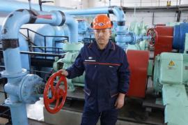 Геннадий Алексеевич Барышев отвечает за ремонт оборудования