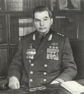 Авиаконструктор Ильюшин С.В.