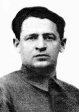 Макар (Лиманов) Евсей Григорьевич - директор ИАЗ в июле 1935 - мае 1936 гг.