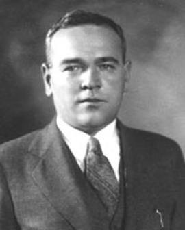 Авиаконструктор Петляков В.М.