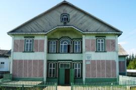 Дом культуры посёлка Новочунка