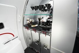Кухня самолёта МС-2