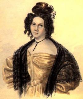 Жена декабриста, автор записок
