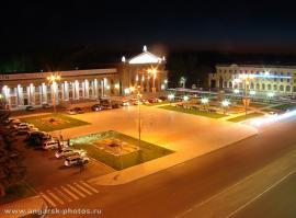 Ангарск, улица Ленина