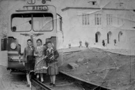 Ангарский трамвай - ровесник города и его визитная карточка.
