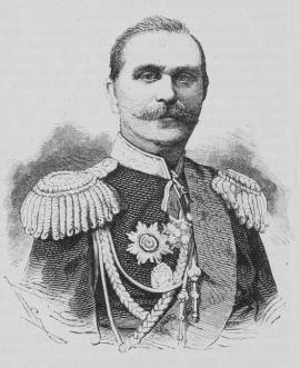Дмитрий Гавриилович Анучин (1833—1900) — сенатор, генерал от инфантерии, генерал-губернатор Восточной Сибири, первый командующий войсками Иркутского военного округа