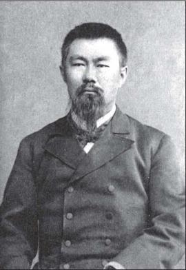 П.А. Бадмаев, 1870-е.