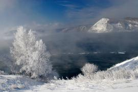 Байкальская зима