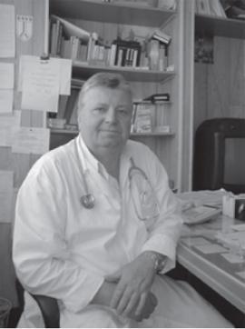 Доктор медицинских наук, главный сосудистый хирург Иркутской области