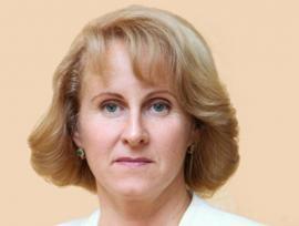 Наталия Вениаминовна Бояринова, министр финансов Иркутской области