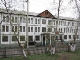 Здание Боханского педагогического колледжа