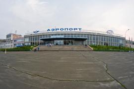 Аэропорт Братск