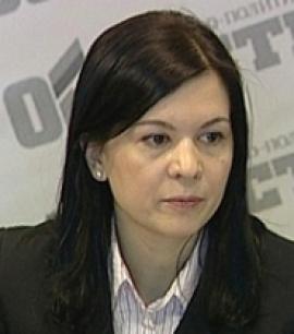 Наталья Владимировна Брускова, министр труда и занятости Иркутской области