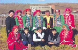 Ансамбль Боханского сельского поселения