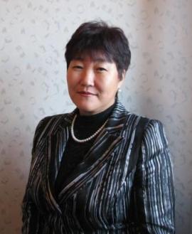 Директор — Оксана Родионовна Бадагуева