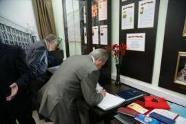 В музее Восточно-Сибирской транспортноы прокуратуры