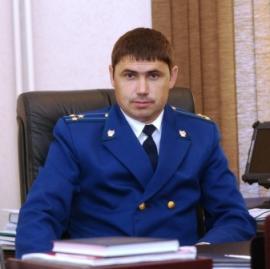 Крук Геннадий Валентинович - первый заместитель прокурора