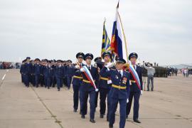 Военнослужащие гарнизона Белая