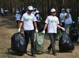 BonAqua провела масштабную экологическую акцию на Байкале