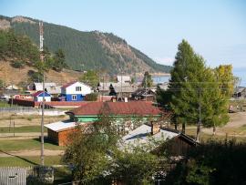 Большие Коты – поселок западнобережья Байкала