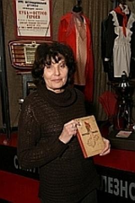 Н.А. Каталова, заведующая отделом истории ИОКМ (с 1986)