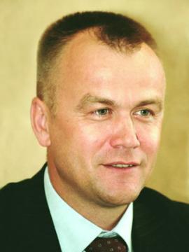 Губернатор Иркутской области Сергей Владимирович Ерощенко