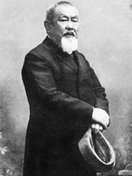 П.А. Бадмаев, 1914.