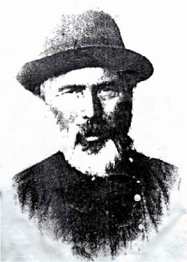 Священник и законоучитель местной церковно-приходской школы о. Василий Шелашников