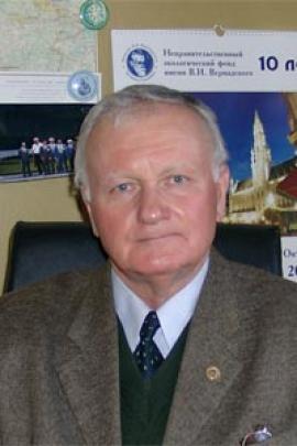Ю.П. Козлов – ведущий ученый в области физико-химической экологии, экологической безопасности и экологического образования