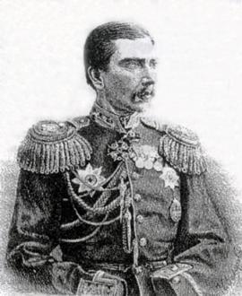Генерал-губернатор Восточной Сибири П. А. Фредерикс (1874–1880)