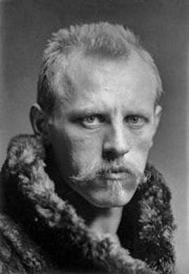 Фритьоф Нансен (10.10. 1861 - 13.5.1930) — норвежский путешественник, океанограф, общественный деятель