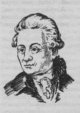 Иван Иванович (Иоанн Готлиб) Георги (Johann Gottlieb Georgi)