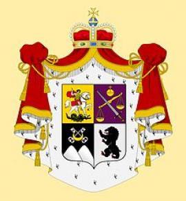 Герб князей Дадешкелиани