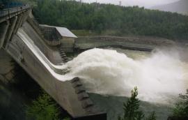 ГЭС на вечной мерзлоте