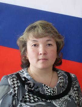 Глава Биритского муниципального образования Черная Елена Владимировна