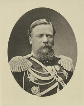 Военный генерал-губернатор А. Д. Горемыкин (1887–1889)