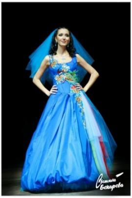 Платье от Светланы Бекаревой