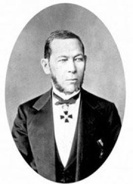 Иван Степанович Хаминов возглавлял думу Иркутска дважды, с 1859 по 1864 и с 1868 по 1870