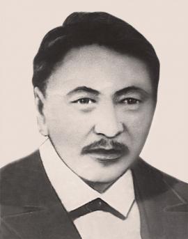 М.Н. Хангалов - фольклорист, этнограф.