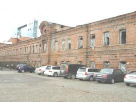 Здание бывшей гостиницы Амурское Подворье. Фото авторов. 2011.