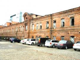 Здание бывшей гостиницы «Амурское Подворье». 2011. Фото авторов.