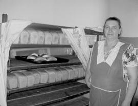 """В КФХ """"Атовское"""" выпекают свои торты, пирожные и хлеб"""