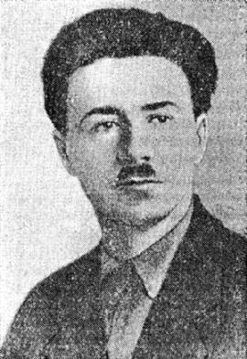 Борис Захарович Шумяцкий - первый большевистский начальник в Иркутске.