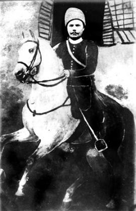 Заларинец - участник Первой мировой войны