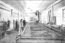 Внутренний вид фабрики в 1920-е гг.