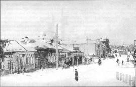 Вид Черемхово нач. XX в.