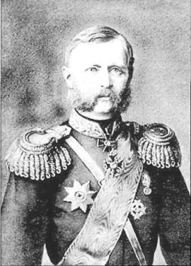 Генерал-губернатор Восточной Сибири М.С. Корсаков