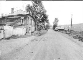 Вид того же места в 1993 г. Фото И. Бержинского