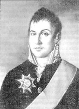 Иркутский губернатор Н.И. Трескин