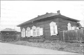 Черемхово. Дом XIX в. Фото Т. Ковальской
